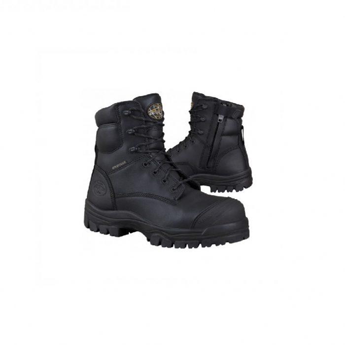 7b3edf1b867 OLIVER 45-645Z - Workboot Warehouse safety footwear work boots