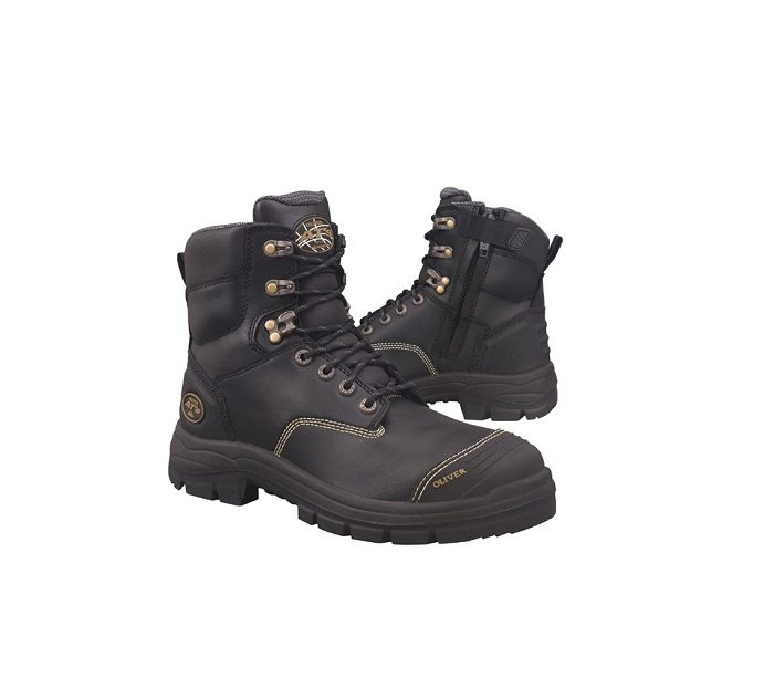6a34381ad5e OLIVER 55-345Z - Workboot Warehouse safety footwear work boots