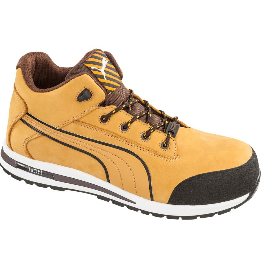 PUMA 633187 Workboot Warehouse safety footwear work boots