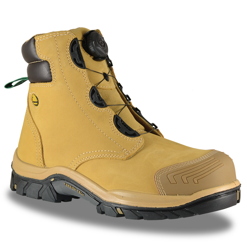 Bata Ba552 Workboot Warehouse Safety Footwear Work Boots
