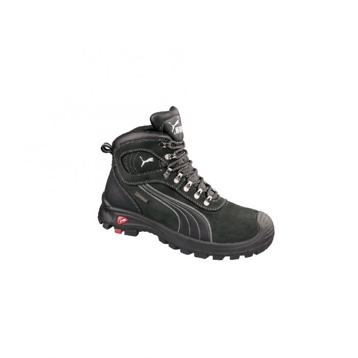 PUMA 630527.  159.95. Sierra Nevada Black. Lace-up Safety Boot ... d50664d33