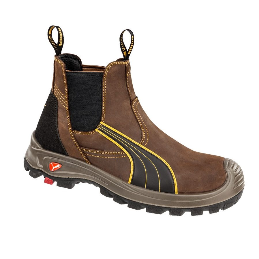 Puma 630267 Workboot Warehouse Safety Footwear Work Boots