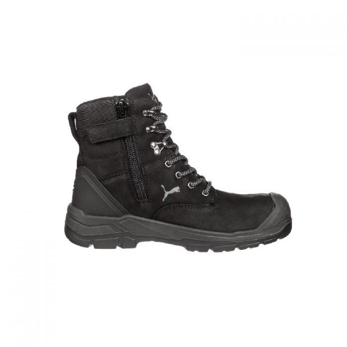 349dd2696c2e PUMA CONQUEST BLACK - Workboot Warehouse safety footwear work boots