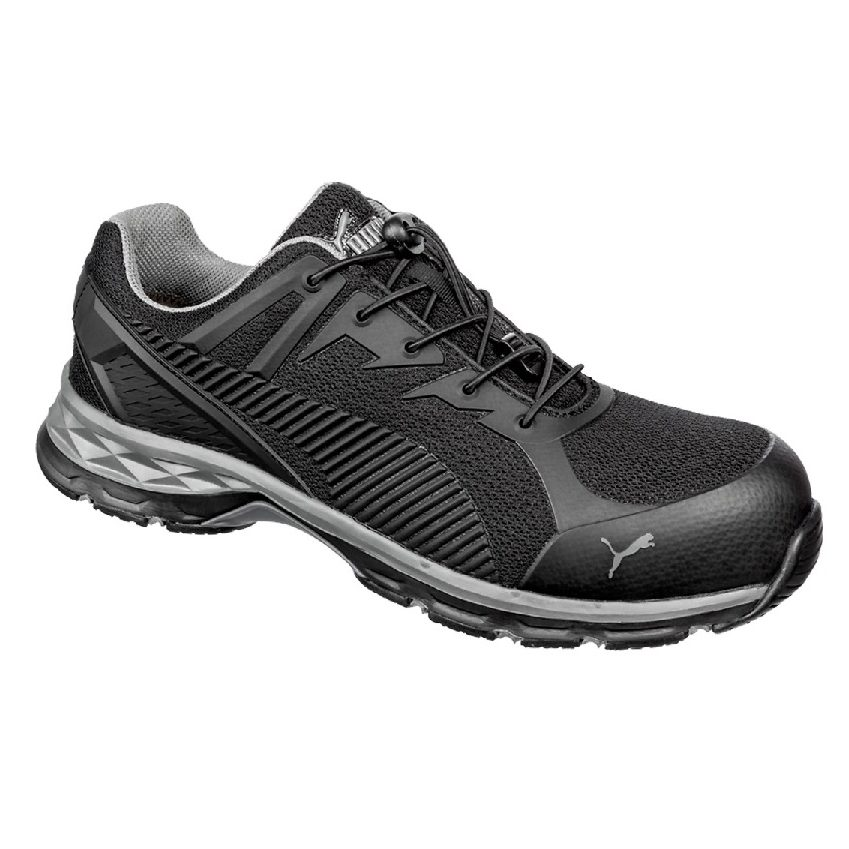 PUMA RELAY BLACK - Workboot Warehouse safety footwear work ... 97f9ed5f8