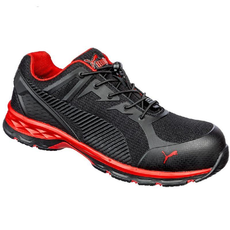 PUMA RELAY RED BLACK - Workboot Warehouse safety footwear ... bbd0332c3